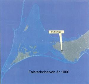 havsnivå 1000
