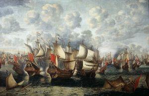 Sjöslag 1658