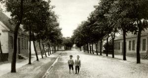 Mellangatan 1910