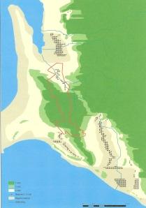 nivåkarta Höllviken