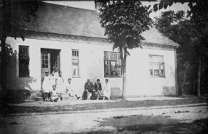 huvudbyggnaden 1927