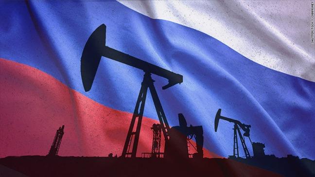 Ryssland olja 2