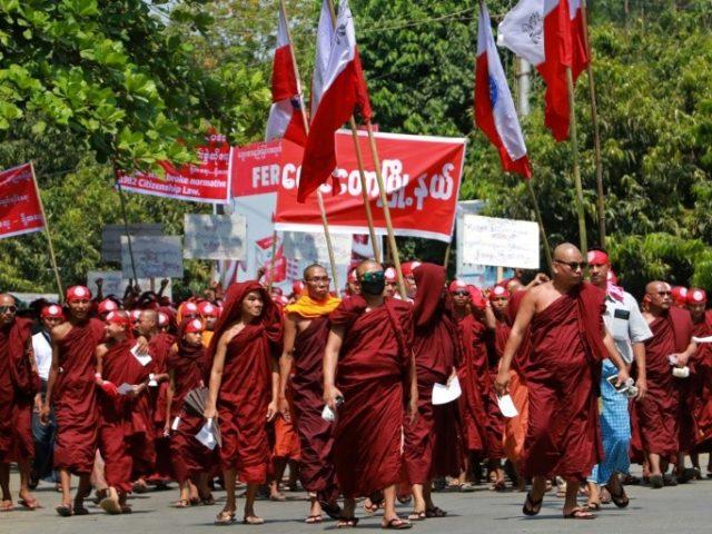 Burma munkar
