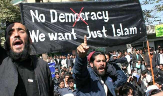 demo sharia