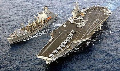 420px-USS_Harry_S._Truman_alongside_USNS_John_Lenthall