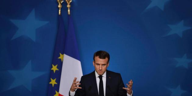 Macron EU 2