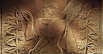 sumerisk gud
